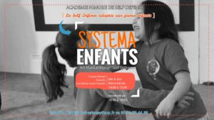 Stage ENFANTS/ADOS de Systéma à Nîmes (ANSD) @ Ansd   Nîmes   Occitanie   France