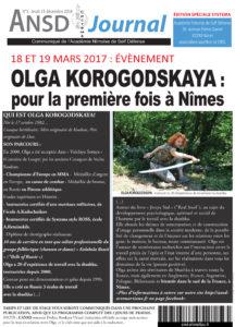 Stage de Shashka avec Olga Korogodskaïa à Nîmes (prévision) @ ANSD | Nîmes | Occitanie | France