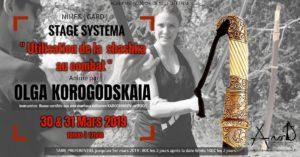 Olga Korogodskaïa à Nîmes (prévision) @ ANSD | Nîmes | Occitanie | France